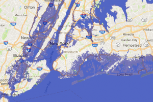 new-york-sea-level